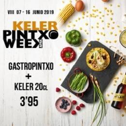 Keler Pintxo Week 2019