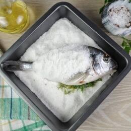 Baño de sal