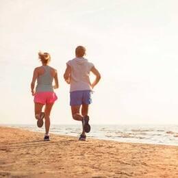 ¿Maridan bien calor y deporte al aire libre?