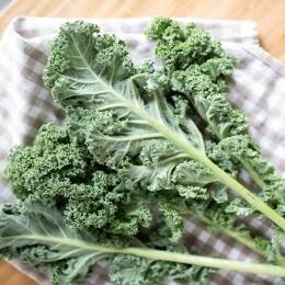 Kale, el reinado de la hortaliza súper nutritiva