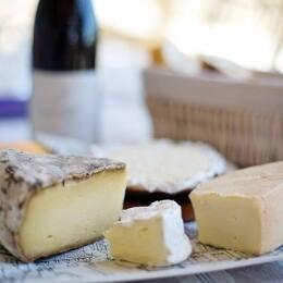 ¿Cómo se eligen los quesos en la alta cocina?