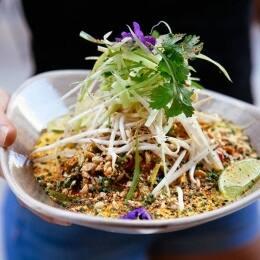 Receta de Curry Thai