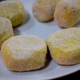 croquetas, receta, sin thermomix, El Rincón Asturiano