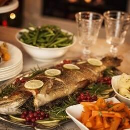 Las mejores recetas de pescado para cocinar esta Nochevieja