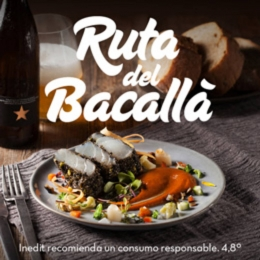 'Ruta del Bacallà' de Barcelona 2019