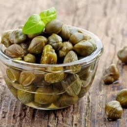 La alcaparra: sabor y salud