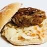 hamburguesa sin cartney
