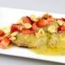 Filete de primavera con aromas del Montsant