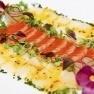 Raw food, la tendencia de comer carne o pescado crudo
