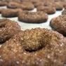 Receta de rollitos de mistela y harina de espelta
