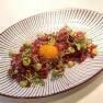 Madrid, receta, tartar de atún, El Chiringuito de el Señor Martín
