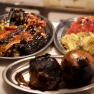 receta, escalivada, Carmen La Sentpere, Madri, restaurantes Madrid