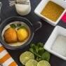 Receta de piña, ron y coco