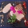 Chiringuito La Caleta, Alicante, cocina mediterránea, receta, receta de atún, atún a la brasa, Receta de pescado