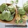 Hoja a hoja se come la alcachofa