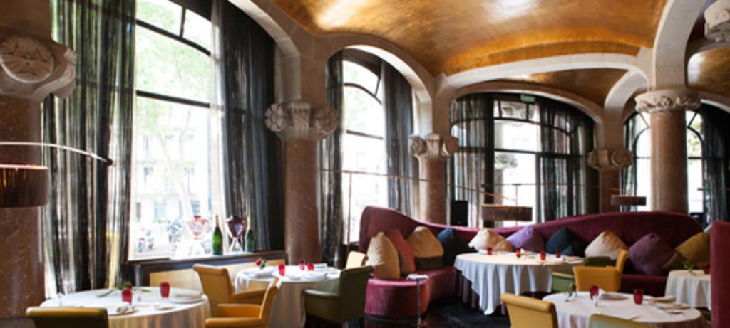 Men especial en el restaurante de verano de casa fuster gastronosfera - Restaurante casa fuster barcelona ...