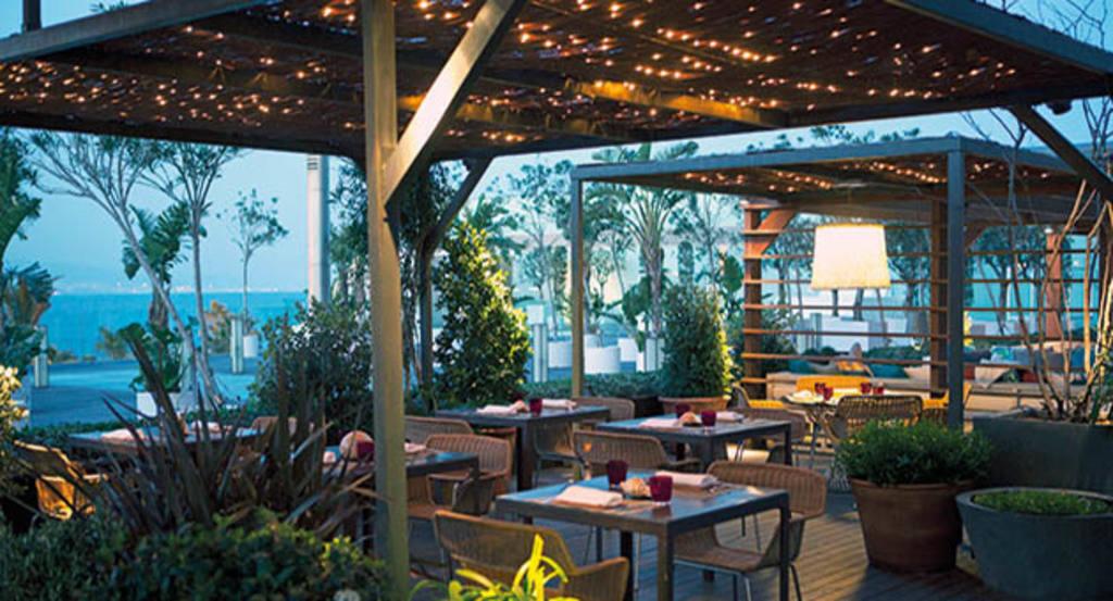 Vespres inedit s tapas de autor en 30 terrazas - Terrazas hoteles barcelona ...