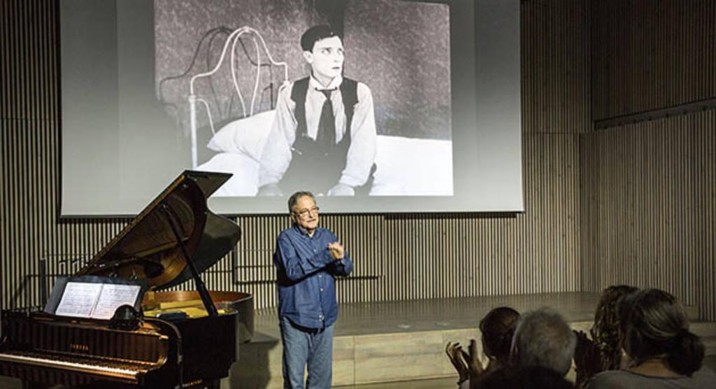 Sant Pau Inèdiy Buster Keaton