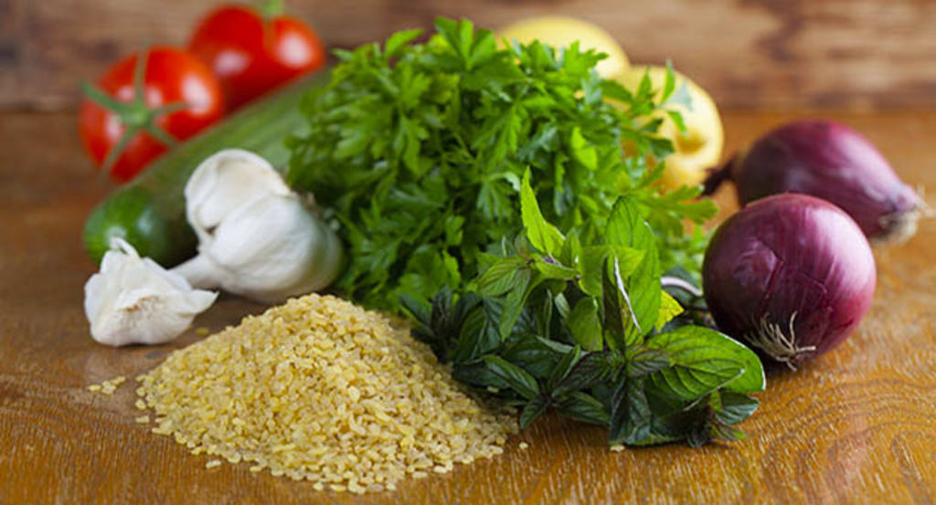 tabule ingredientes