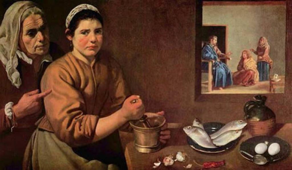 Pimentón. Velázquez