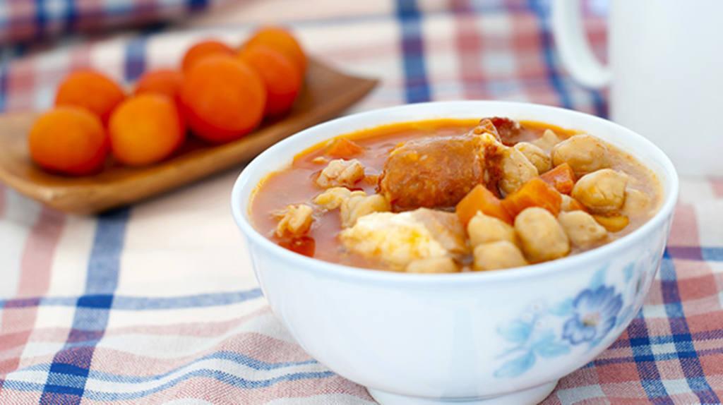 Desayunos de cuchara la tradici n de la comida m s for Cocina tradicional definicion