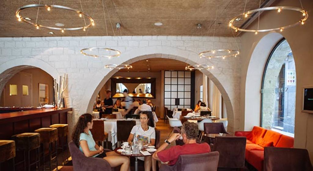 Restaurante hotel neri gastronosfera - Restaurante alma barcelona ...